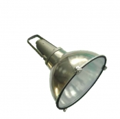 Campana de aluminio sin portabalastro